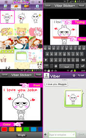 amazon com viber sticker pro emoticons appstore for android