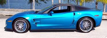 four corvette colors on the chopping block