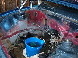 changing paint color engine bay third generation f body