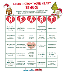 the grinch who stole christmas coloring pages grow your heart with grinch bingo u0026 get grinch gifts at zulily a
