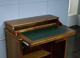 bureau louis philippe merisier petit meuble de bureau petit meuble bureau petit bureau