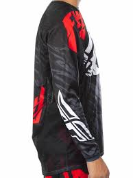fly motocross jersey kinetic relapse mx jersey red white racing fly womens motocross