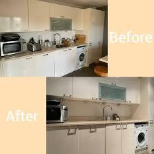 how to organise kitchen uk harmonized living uk on kitchen declutter