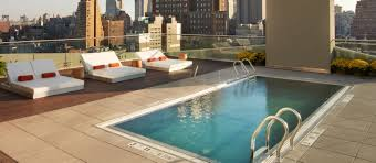 private room dining nyc the james rooftop pool new york pictures