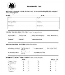 printable survey template 24 free word pdf documents download