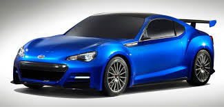 subaru sports car 2017 2017 subaru brz sti sport be a special guest at the tokyo auto