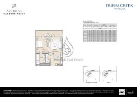 floor plans by address plan address harbour point 1 bedroom 1c