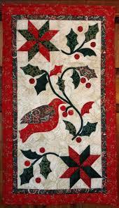 337 best christmas applique quilts patterns images on pinterest