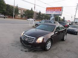 cadillac cts for sale toronto used cars suvs and minivans for sale in toronto and the gta