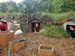 diy how to make a hobbit house in your garden