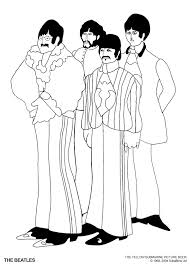 yellow submarine coloring pages redcabworcester redcabworcester
