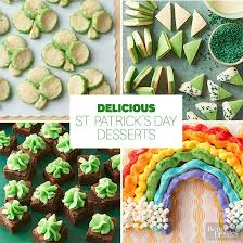 delicious st patrick u0027s day desserts from better homes u0026 gardens