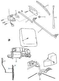 jeep yj wrangler wiper parts wiper blades motors u0026 windshield