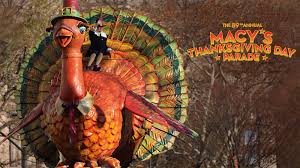 ram is the official truck of macy s thanksgiving day parade