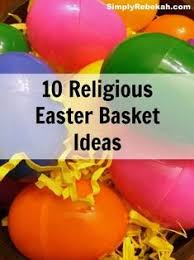 christian easter baskets 22 easter basket ideas for babies and toddlers baby easter