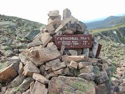 Baxter State Park Map by Hike Katahdin Via The Cathedral Trail In Baxter State Park Maine