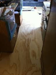 Installing Laminate Flooring In Rv Rv Flooring A Can Do It