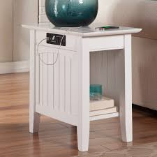 Charging Station End Table by Charging Station End Table Table Designs