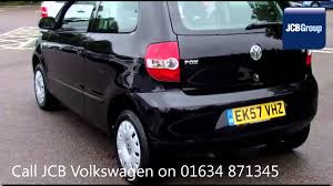 2007 volkswagen fox urban 16v 1 4l black metallic ek57vhz for sale