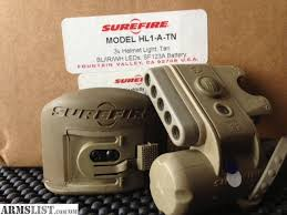 Tactical Helmet Light Armslist For Sale Surefire Tactical Helmet Light