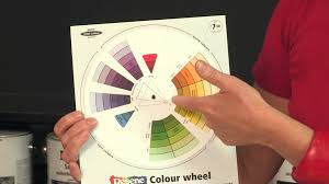 resene colour class using a colour wheel monochrome colours