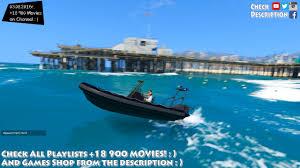 dutch police boat template 1 1 gta v mod 2 7k 1440p youtube