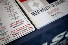 as open enrollment for obamacare begins confusion reigns the