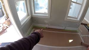 protect hardwood floors how to protect hardwood floors during construction youtube