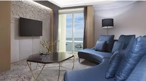 sea view living room enhanced experience le méridien kota kinabalu