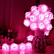 valentine days romantic lighting from decorative lamps for