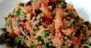 comment cuisiner l amarante amarante en taboulé recette par cuisine alcaline