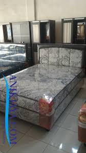 spring bed springbed kyodo boxi garansi 15th 140cm x 200cm mebel anik jaya