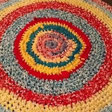Rag Rug Directions 58 Best Rag Rugs Images On Pinterest Rag Rugs 10 Pounds And
