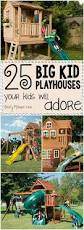 best 25 big playhouses ideas on pinterest backyard playset