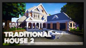 minecraft traditional house 2 youtube