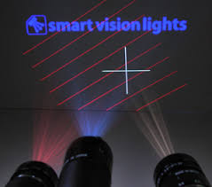 projection lights structured light smart vision lights