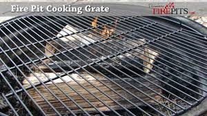 Firepit Grate Pit Cooking Grate By Premiere Pits
