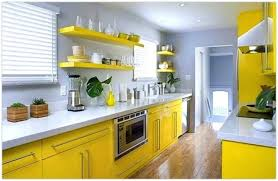 grey white yellow kitchen yellow green kitchen decor and ideas fascinating with grey wall