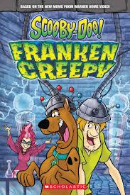 amazon com scooby doo franken creepy scooby doo readers