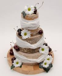 wedding cake made of cheese this is a cake made out of cheese cakes of cheese