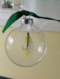 fly fishing ornament 14 95 via etsy cer tree