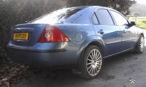 ford mondeo 2001 saloon 2 0l petrol mechanics cyprus bazar