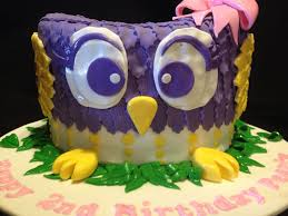 cute owl cake loved making this one pic 3 edible magic cake