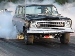 wagoneer jeep 2015 1976 jeep wagoneer custom 1 4 mile drag racing timeslip specs 0 60