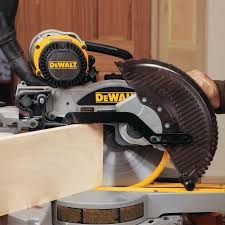 dewalt 10 in 254 mm blade double bevel sliding compound miter