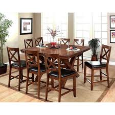 Charleston CounterHeight Dining Table And Chairs Piece Set - High dining room sets