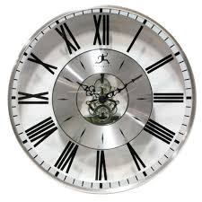 uncategorized appealing large contemporary wall clock 80 kitchen