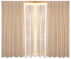 Pinch Pleat Drapery Panels Pinch Pleated Drapes Pinch Pleats Hand Tacked One And A Half