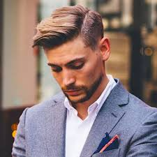 hard parting haircut mens parted hairstyles immodell net