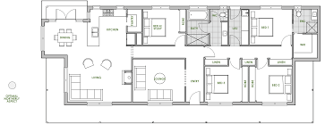 bass new home design energy efficient house plans